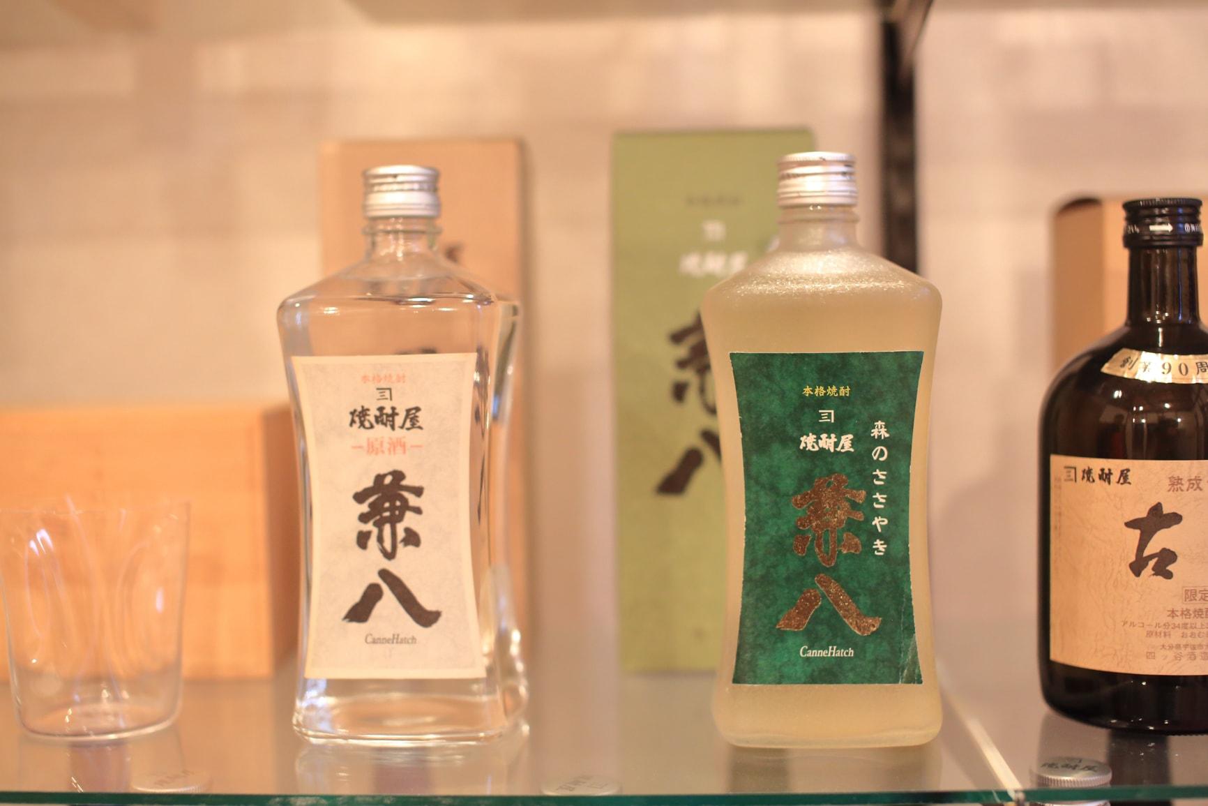 兼八,麦焼酎,四ッ谷酒造,四ッ谷岳昭,九州焼酎島