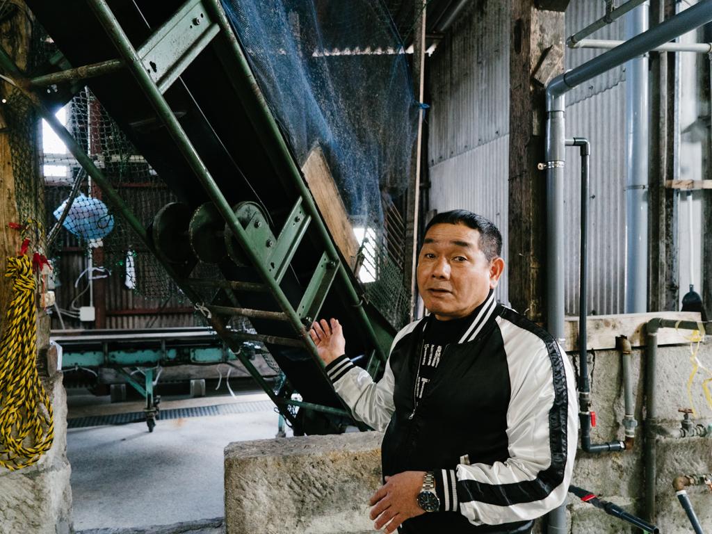 焼酎島,芋焼酎,櫻井,櫻井酒造,鹿児島